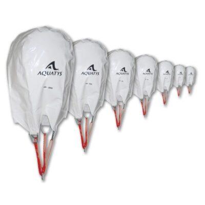 Parachute de relevage Aquatys