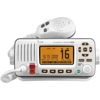 VHF Fixe avec GPS intégré IC-M323G