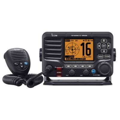 VHF Fixe avec AIS intégré IC-M506 EUROPLUS